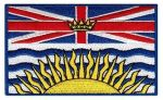 Flag Patch>British Columbia