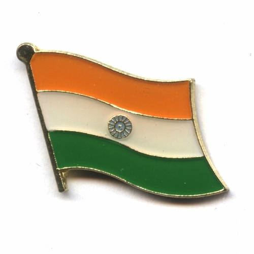 Flag Pin Gt India Reppa Flags And Souvenirs