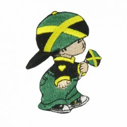 Baby Patch>Jamaican
