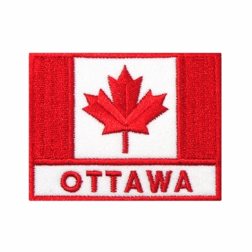 Patch gt ottawa caption ontario reppa flags and souvenirs