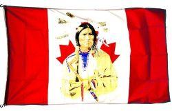3'x5' Flag>Indian Native