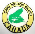 "Jumbo Patch>Cape Breton Size 9"""