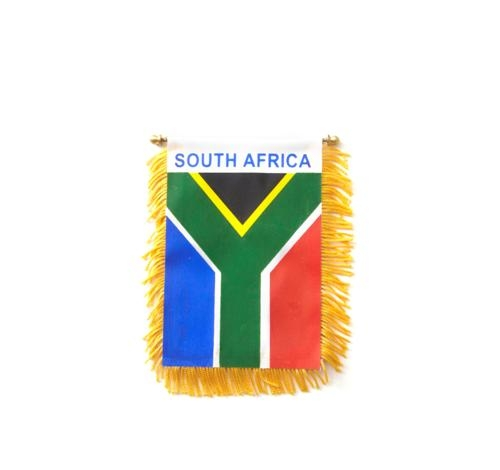 South Africa Mini Banner South Africa Flag