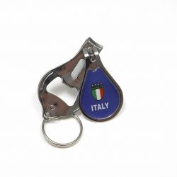 nail clipper bottle opener italy reppa flags and souvenirs. Black Bedroom Furniture Sets. Home Design Ideas