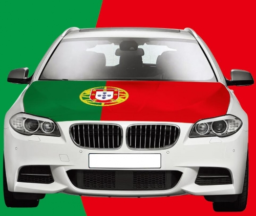 Car Hood Flag Gt Portugal Reppa Flags And Souvenirs