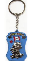 CDA Keychain>Bear in Shield