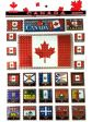 CDA Sticker>Canada Provincial Shiny
